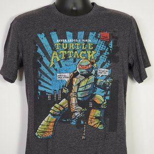 Teenage Mutant Ninja Turtles Men's Shirt Small